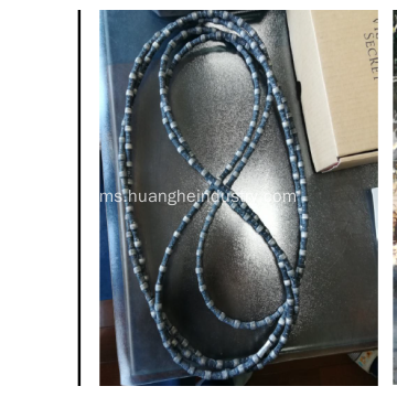 Konkrit Pemotongan Wire Diamond Saw